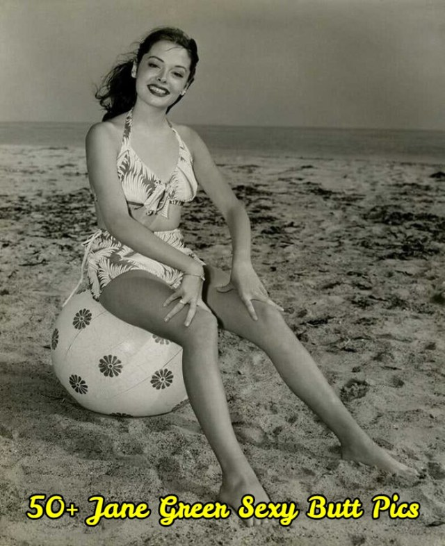 Jane Greer facts