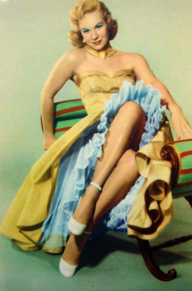 Virginia Mayo hot pictures