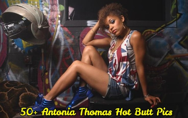 Antonia Thomas Hot Butt Pics