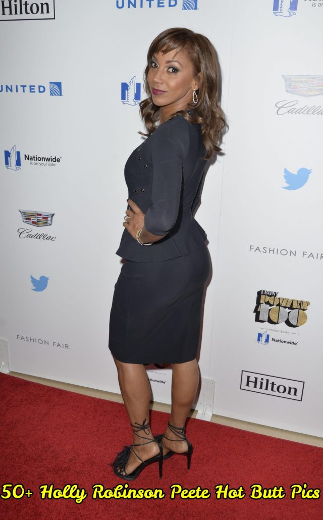 Holly Robinson Peete Hot Butt Pics