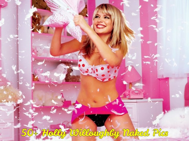 Holly Willoughby naked (1)