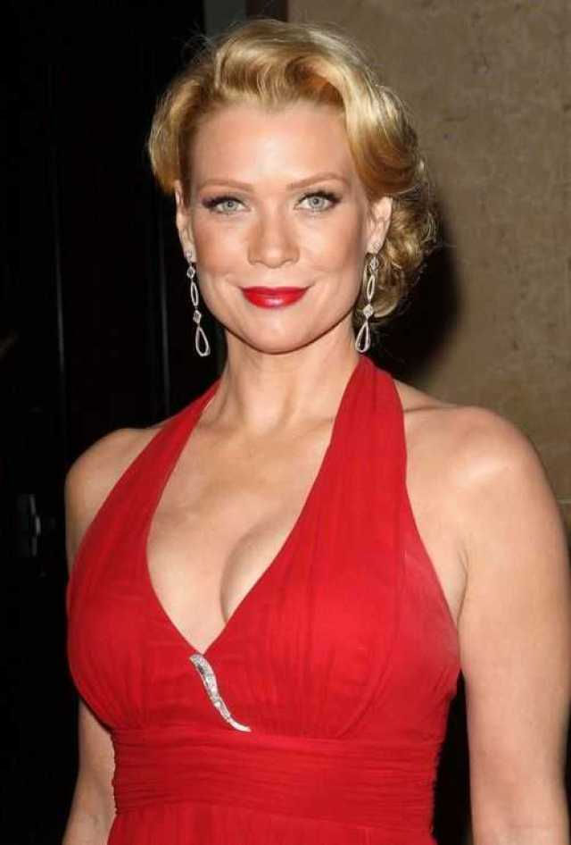 laurie holden looking sexy