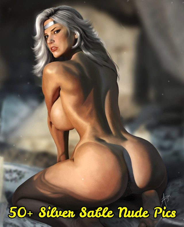 Silver Sable nude pics