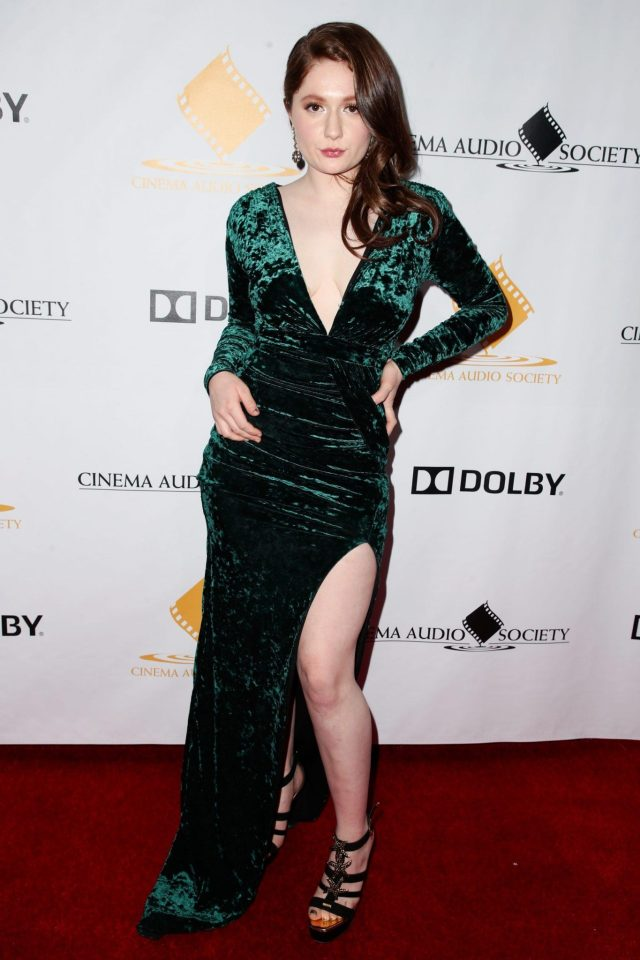 Emma Kenney hot looks