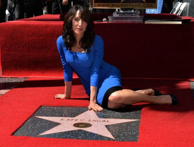 Katey Sagal feet pictures