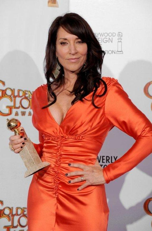 Katey Sagal hot photoshoot