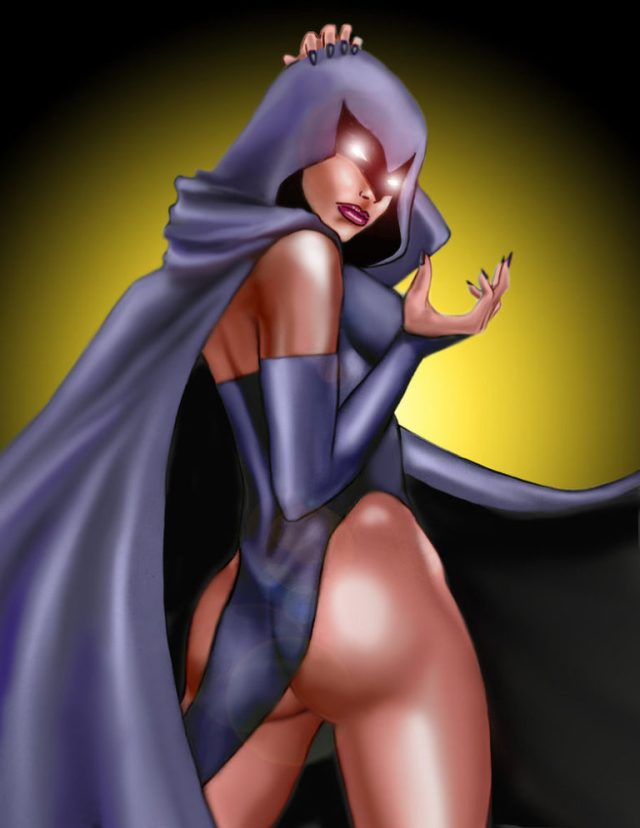 Raven ass pictures