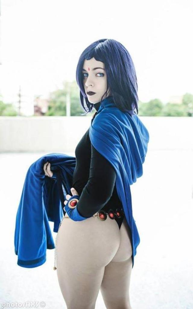 Raven butt pictures