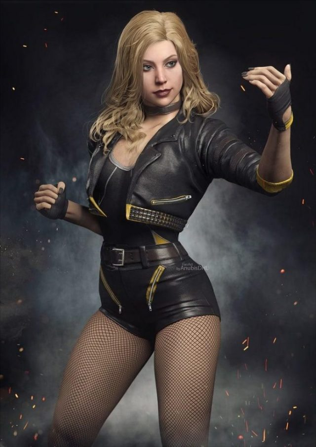 Black Canary facts