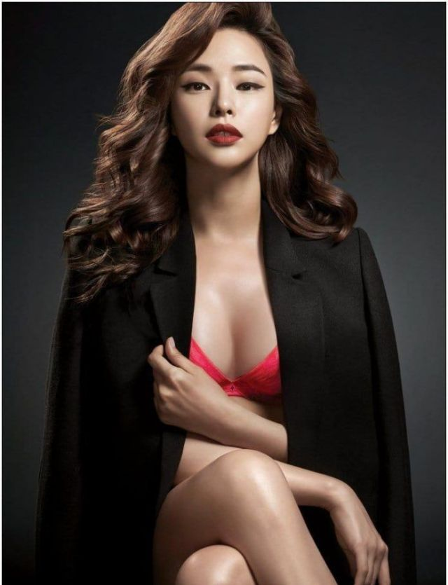 Lee Ha-nui hot