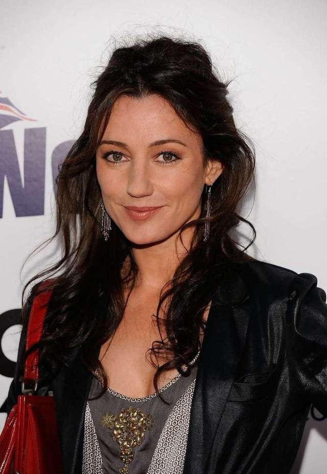 orla brady hot cleavage