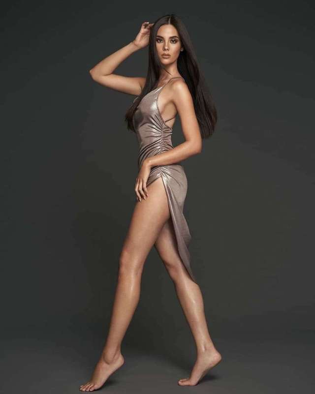 Catriona Gray hot