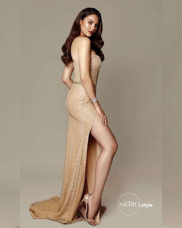 Catriona Gray sexy photo