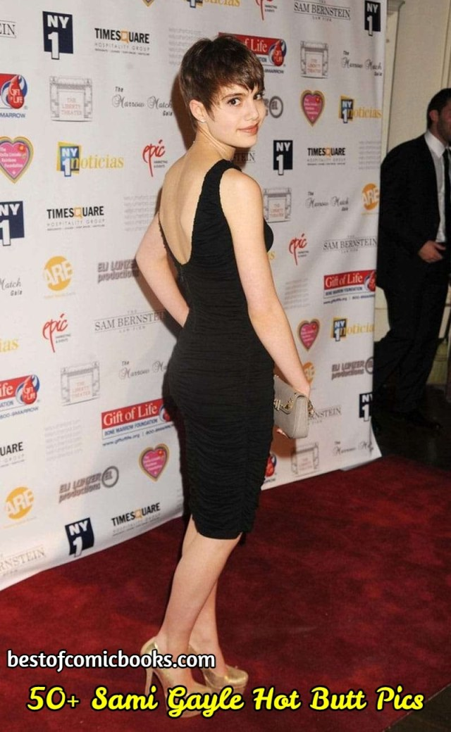 Sami Gayle hot pictures