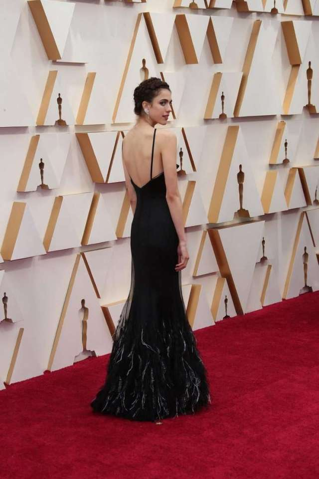 Margaret Qualley sexy look