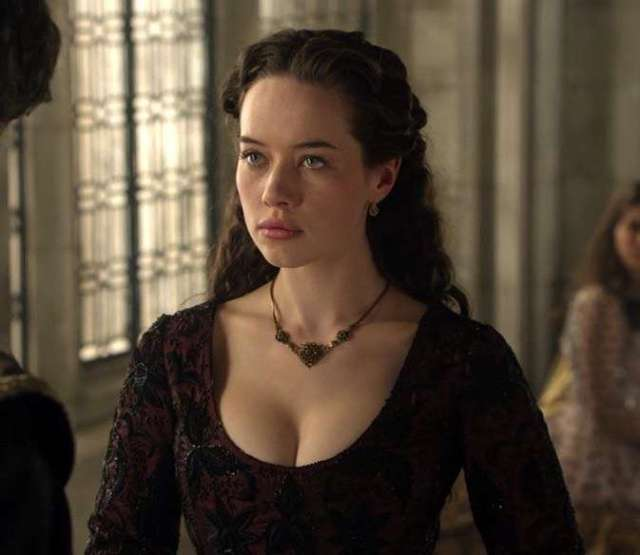 Popplewell sexy anna Chronicles of