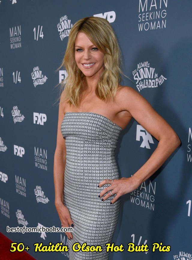 Kaitlin Olson hot pictures