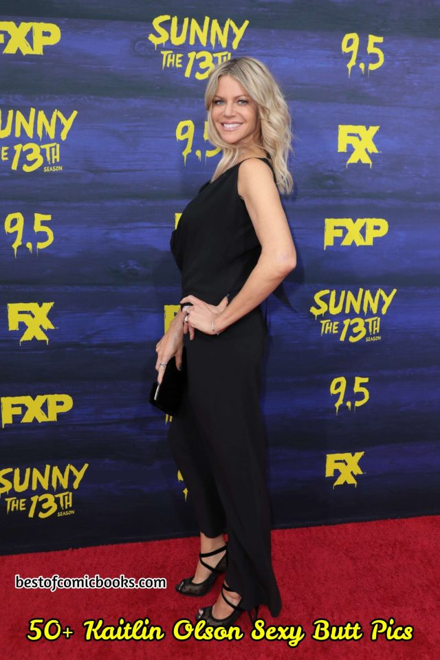 Kaitlin Olson sexy pictures