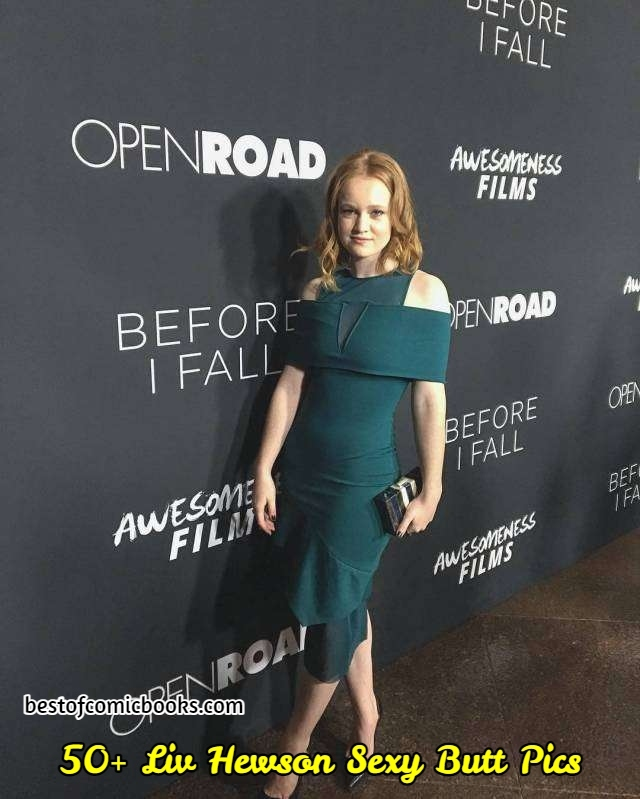 Liv Hewson sexy pictures