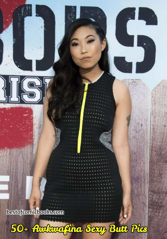 Awkwafina sexy pictures