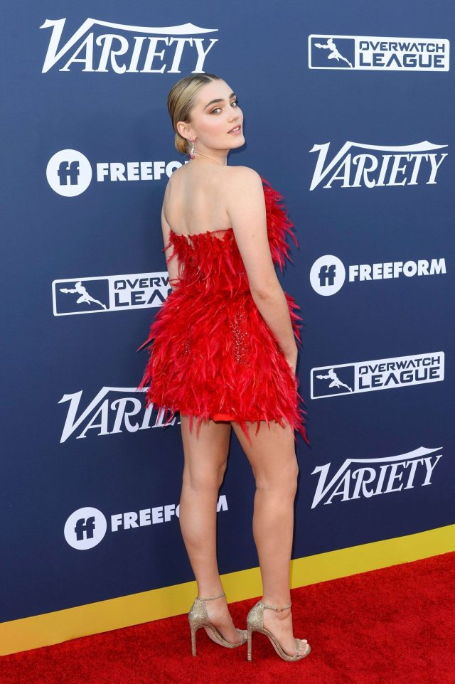 Meg Donnelly hot look