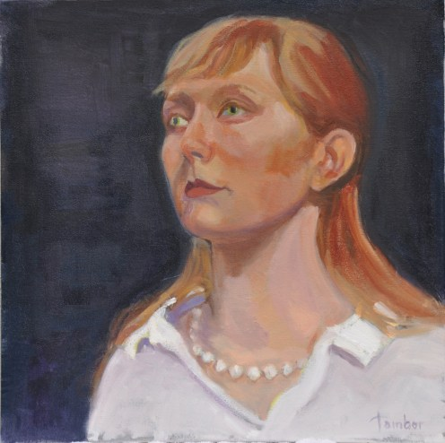 "Ishbel McFarlane, Actor ""Eight"" Best of Edinburgh Award winner, 2008"