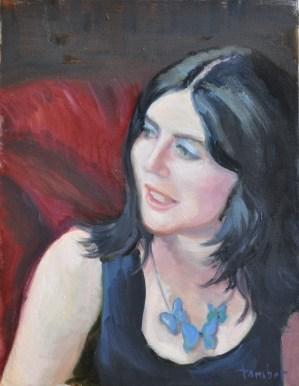 Catherine O'Shea, playwright