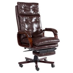 Easy Chairs With Footrests Sex On Chair Top 10 Reclining Office Reviewed Updated Guide For 2018 4 Homcom High Back Pu Leather Executive Footrest