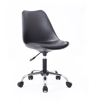 chair with wheels covers hire bristol 5 top rated plastic office chairs 2018 compilation
