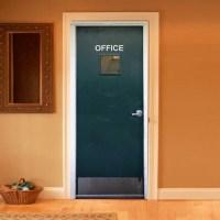 branded office doors | Best Office Doors