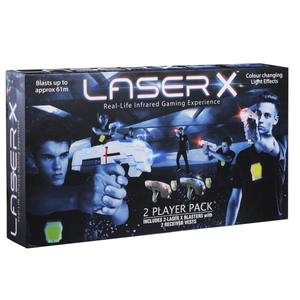 Of Laser Tag Sets 2018 Gears