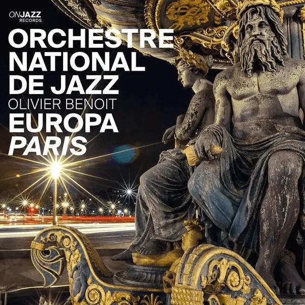 Orchestre National De Jazz, Olivier Benoit - Europa Paris