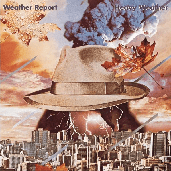 Weather Report - Heavy Weather - Jazz Rock Fusion