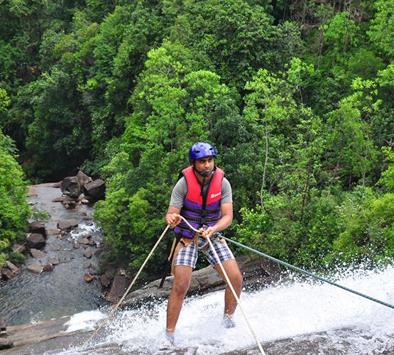 Kitulgala Adventures White Water Rafting in Kitulgala