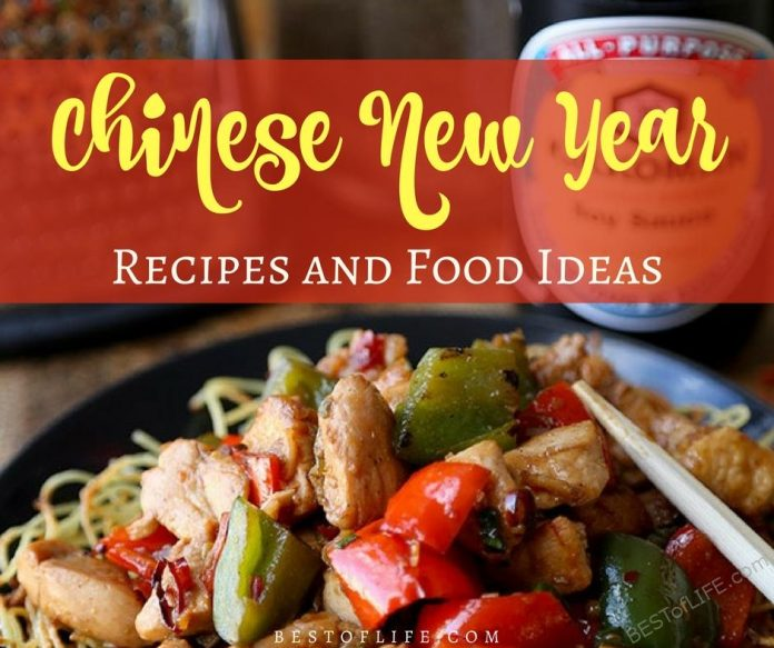 Chinese New Year Food and Recipes - The Best of Life
