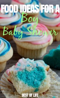 15 Boy Baby Shower Food Ideas for Party Planning - The ...