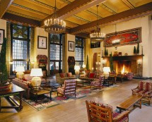 Ahwahnee Hotel Yosemite National Park