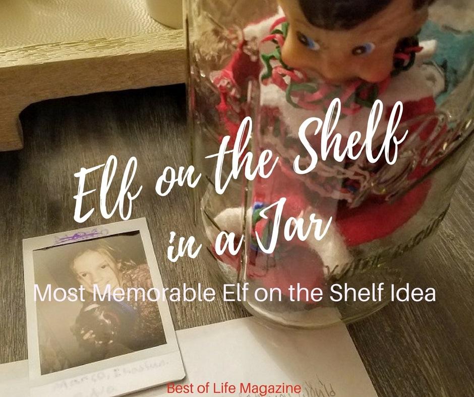 Elf On The Shelf In A Jar Best Elf On The Shelf Idea EVER