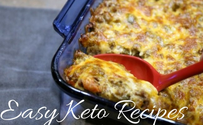 Easy Keto Recipes With Ground Beef The Best Of Life Magazine