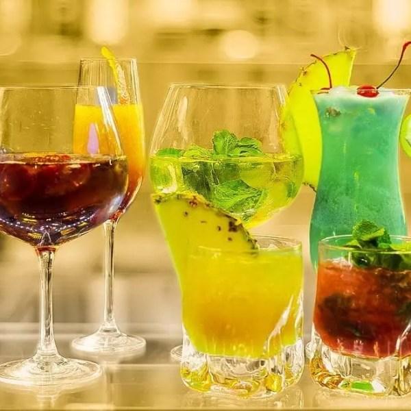 NJ Cocktails-Selection of Cocktails
