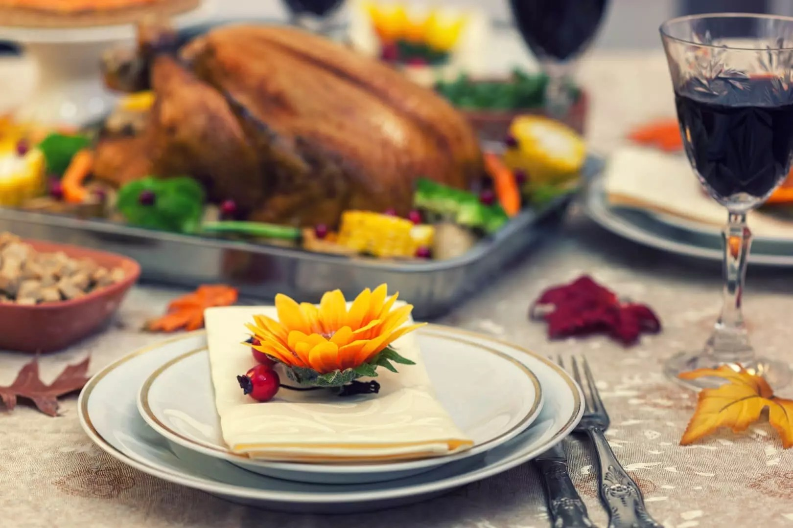 NJ Restaurants Open on Thanksgiving