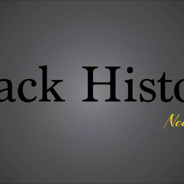 Black History NJ Series