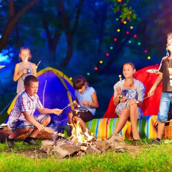 Kids at NJ Summer Camps