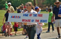 Hillsborough Memorial Day Parade