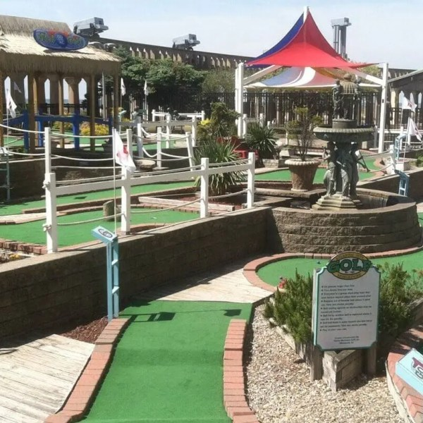 Mini Golf in Atlantic City