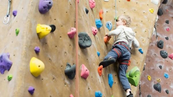 Indoor Rock Climbing Spots In Nj - Of Place