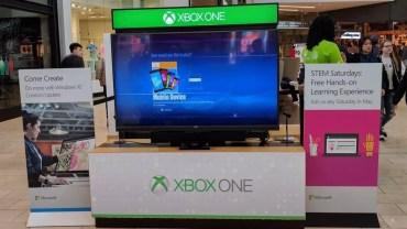 Microsoft Stores STEM Saturday Program