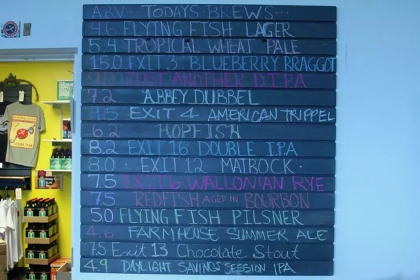 flying fish brewing, brew jersey