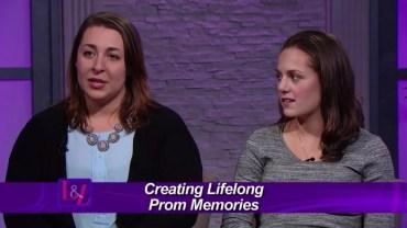Cinderella's Closet Team Talks Prom