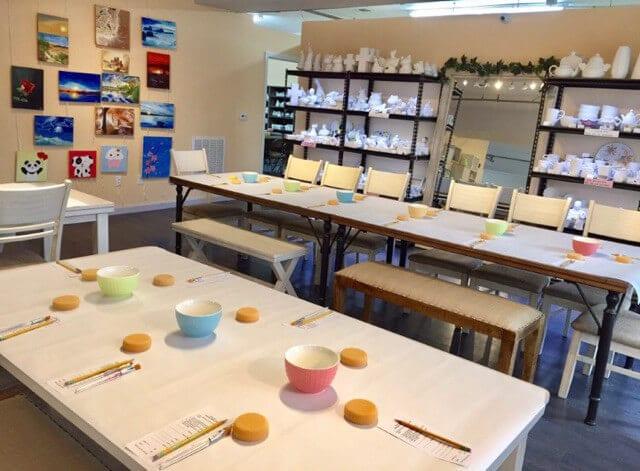 Pottery Cafe Englewood Nj